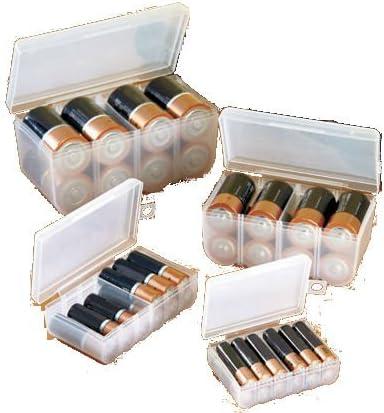 wholesale Set of 4 Battery sale Storage popular Boxes sale