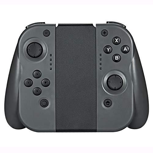 Manette de jeu compatible avec console Nintendo Switch, manette de jeu sans fil Bluetooth Joystick (vert/rouge), gyroscope 6 axes, en remplacement de la manette Joy-Con