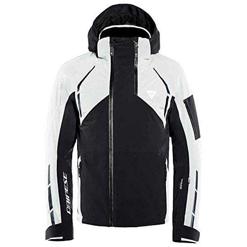Dainese Hp1 M2 Blouson de Ski Homme, Stretch-Limo/Lily-White/Stretch-Limo, FR (Taille Fabricant : XL)
