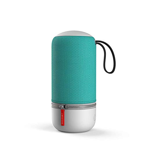 Libratone ZIPP MINI 2 Smart Wireless kleiner Lautsprecher (Alexa Integration, AirPlay 2, MultiRoom, 360° Sound, Wlan, Bluetooth, Spotify Connect, 12 Std. Akku) pine green