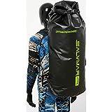 SALVIMAR Dry Back Pack 60/80, Borsa per Subacquea Unisex Adulto, Nero, 44 x 28 x 75 cm 80/...