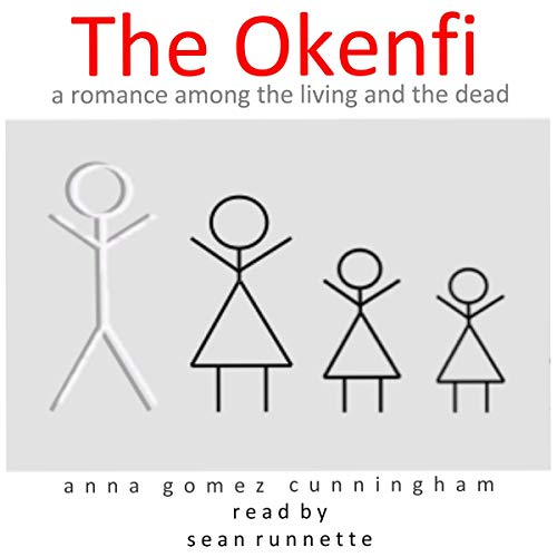 The Okenfi audiobook cover art