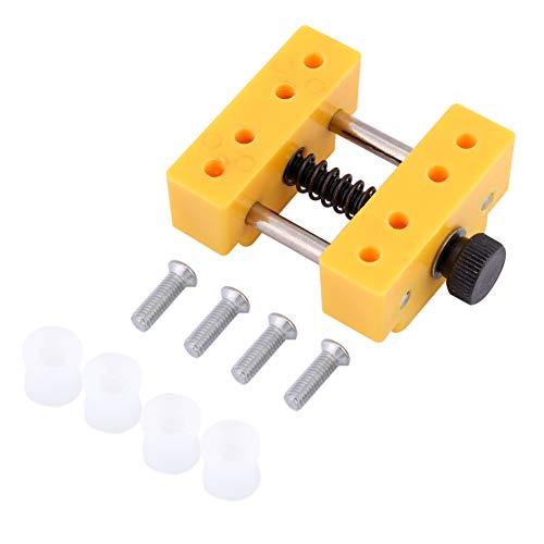 Mini Bench Vise Hobby Taby Tabel Press Prensa Craft Watch JOYERO Herramienta De Reparación De La Abrazadera (1SET)