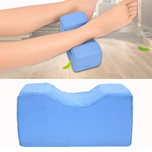 Heel Pillow - Heel Cushion Protector Pillow for Anti‑Bedsore, Leg Hand Rest Cushion Ankle Pillow for Elderly Bedridden Patient Disabled