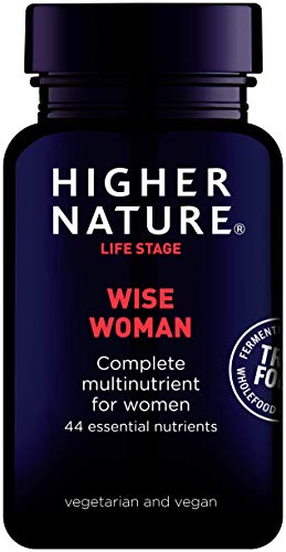 Higher Nature True Food® Wise Woman - 180 Kapseln