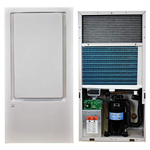 Innovative Dehumidifier Systems IW25-4 in Wall Energy Star Dehumidifier removes 29 PPD for 1500 sq ft