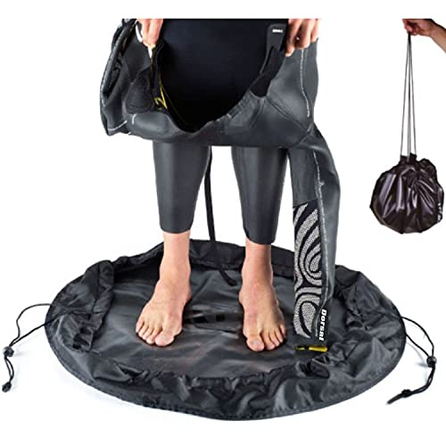 DORSAL Surf Changing Mat and Waterproof Wetsuit Bag for Surfers Kayakers