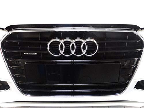 Original Audi A4 S4 8K B8 Kühlergrill schwarz glänzend