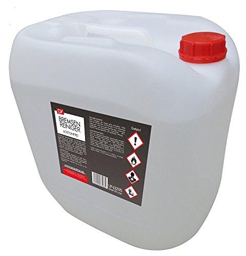 SDV Chemie Bremsenreiniger 30L Schnellentfetter Teilereiniger Montagereiniger 30 Liter