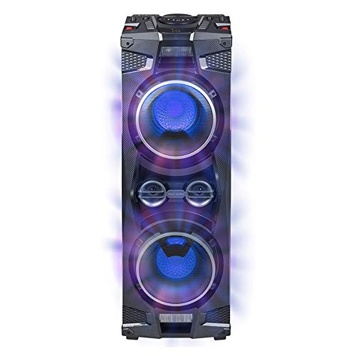 Mac Audio MMC 910: Torre de Sonido Multimedia, 2 Vías Bluetooth, 1000W