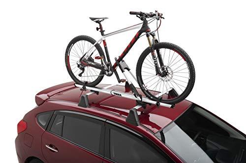 Genuine Subaru SOA567B020 Thule Bike Carrier - Roof, 1 Pack