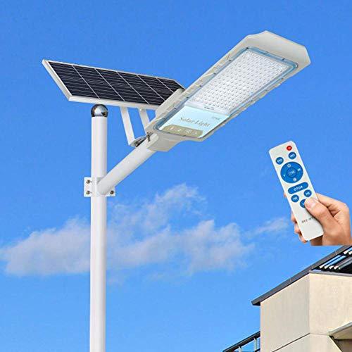 Led Con Control Remoto 30W / 50W / 100W / 150W (Sensor De Luz Incluido) Ip65 Iluminación Nocturna Impermeable Para Áreas De Seguridad Para Parques / Garajes / Senderos, 150W