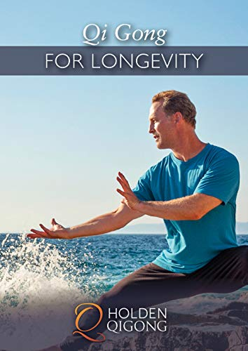 Qi Gong for Longevity with Lee Holden (YMAA) Longer Life, Better Health, Improved Immunity with Qigong **New Bestseller**
