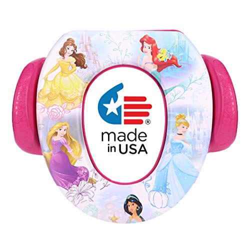 Disney Princess Soft Potty Seat, Adventure is Waiting