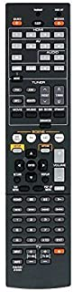 LR General Replacement Remote Control Fit for 491 RX-V867 HTR-7063 RX-A1000 YHT-591 ZJ66500 YHT-791 RAV330-WT92690 RX-V565BL RX-V565 for Yamaha AV Receiver
