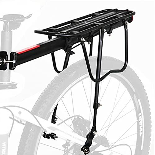 LERT Portapacchi Posteriore Portapacchi Bici Rack bicicletta portapacchi universale per bicicletta Portapacchi Posteriore per Bici MTB
