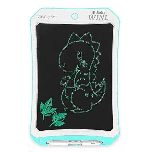 """JRD&BS WINL 8.5"""" Schreib Zeichenbrettgraffiteboard Kinderspielzeug,4-8 Geburtstagsgeschenke FÜR Kinder Erwachsene Schreibbrett Mit Dem Stift Smart Paper Drawing Writer, Blau D"""