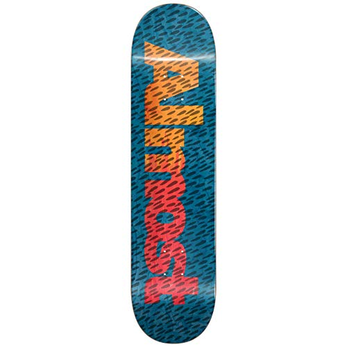 Almost Skateboards Skateboards Skateboards Ultimate Cover up R7 Blue 8.25 x 32.1