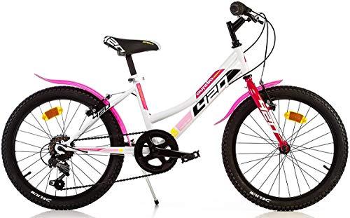 Cicli Puzone Bici Bambina 20 MTB Dino Bikes Art. 420 D