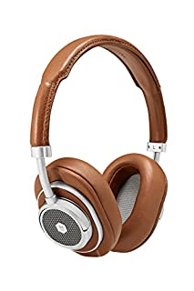 Master & Dynamic MW50+ Wireless Bluetooth 2-in-1 On/Over-Ear Headphones – Silver Metal/Brown Leather (B07DHSBRJW) | Amazon price tracker / tracking, Amazon price history charts, Amazon price watches, Amazon price drop alerts
