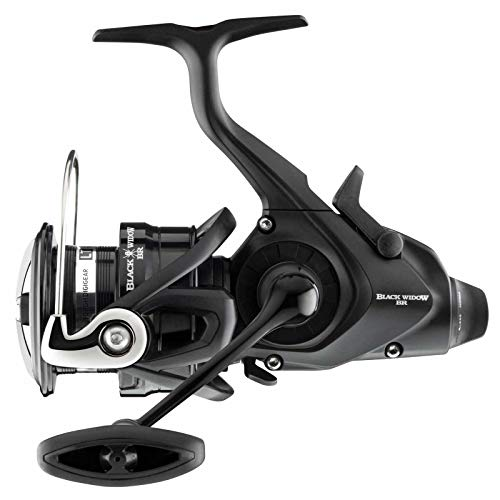 Black Widow BR LT, 5000-C, Bite N 'Run Freespool Fishing Reel, Front Drag - DAIWA 10149-500