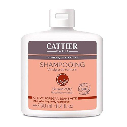 CATTIER - Shampoing Cheveux Regraissant Vite 250Ml - Lot De 3