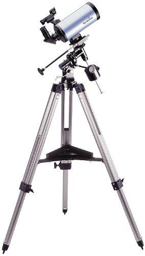 Skywatcher Skymax-102 (EQ-2) (102mm (4 Zoll), f/1300) Maksutov-Cassegrain Teleskop Silber