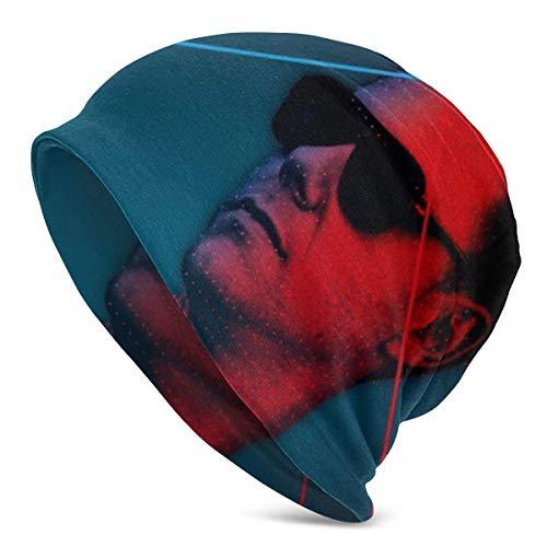 100% poliestere L'abilità di allungamento ti consente di lasciarlo in testa, non importa quale sia la dimensione della forma. ALTA QUALITÀ: realizzata con materiali resistenti ed ecologica e confortevole. Il cappello è leggero e non mette la testa in...