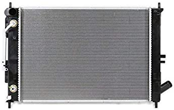 Radiator - Pacific Best Inc For/Fit 13412 14-16 Hyundai Elantra Sedan 14-14 Elantra Coupe 1.8/2.0L 16-16 Elantra GT AT/MT 1 Row