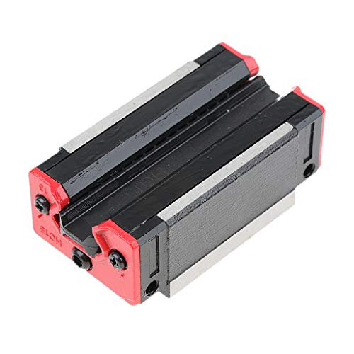 oshhni HGH15 Square Bearing Steel Sliding Stand for Linear Guide