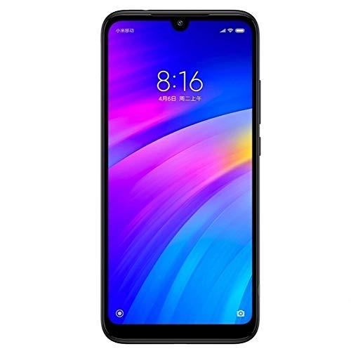 Xiaomi Redmi 7 Smartphone débloqué (3Go de RAM / 64Go - Double Sim) Noir