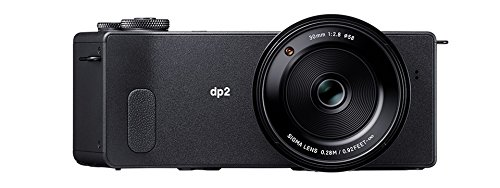 Sigma dp2 Quattro Digitalkamera (39 Megapixel, 7,6 cm (3 Zoll) Display, SD-Slot, USB 2.0) schwarz