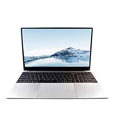15.6 inch Notebook Laptop Computer PC, Windows 10 Pro OS, Intel Core-M-5Y51 CPU, 128GB SSD, 8GB RAM, Full HD 1920 x 1080, 5000mah battery
