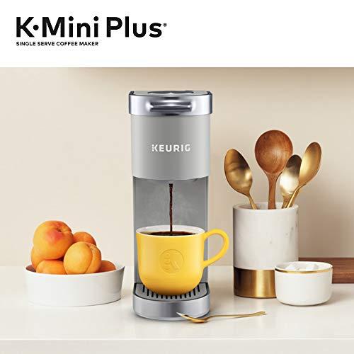 Keurig Single Cup Coffee Maker - Keurig K-Mini Plus Single Cup Coffee Maker