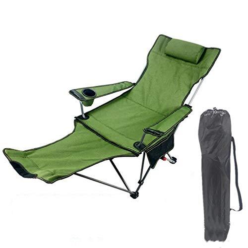Silla de jardín plegable, silla plegable para exteriores, silla de descanso de almuerzo, doble propósito para oficina, siesta, silla especial para entusiastas de la pesca.
