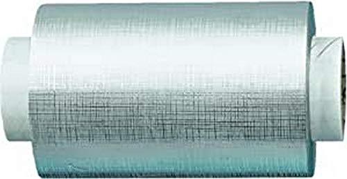 Fripac-Medis Super-Plus Papier Aluminium en Argent 12 cm x 100 m - 16 My