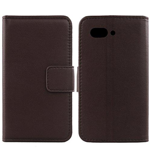 Gukas Design Echt Leder Tasche Für Doogee S30 5