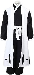 Halloween Japanese Anime Cosplay Costume Uniform for Ichimaru Gin V4