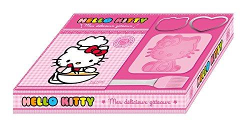 Coffret cuisine Hello Kitty - Mes délicieux gâteaux