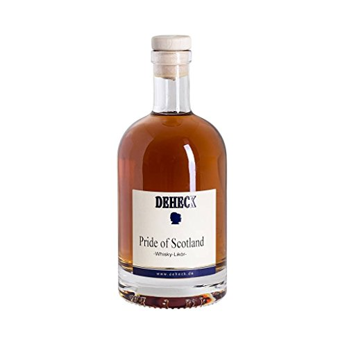 Deheck Pride of Scotland Butterscotch-Whisky Likör 0,5 l