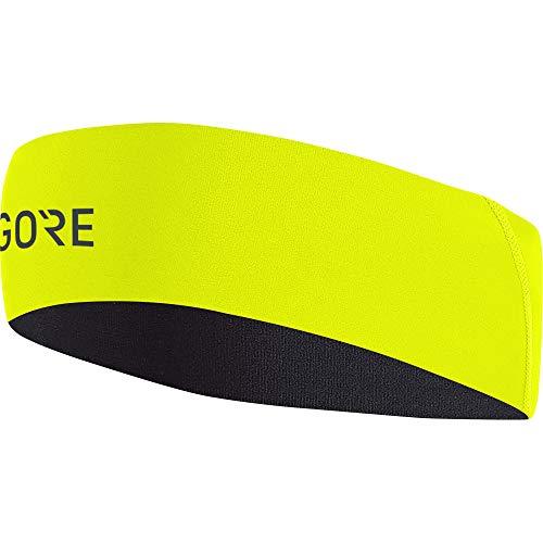 GORE WEAR M Unisex Stirnband, Größe: ONE, Farbe: Neon-Gelb