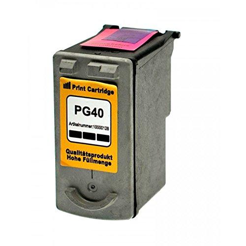 Cartucho de Tinta Compatible Con Canon PG Negro-37-PG-40-PG-PG40 50 PG-40