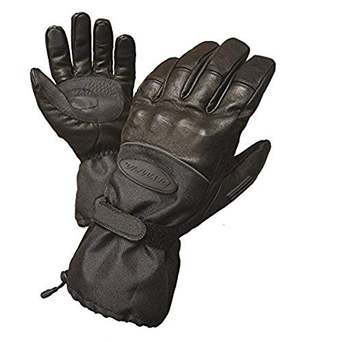 Olympia Sports Men's Cold Throttle Gloves (Black, X-Large)