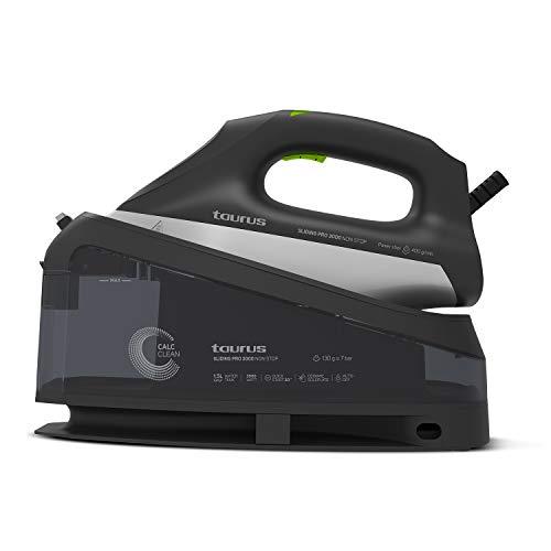 Taurus SSD3000 Centro de planchado, 3200 W, Plástico, Negro