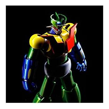 永井豪記念館 スーパーロボット超合金 マジンガーZ (鋼鉄ジーグカラー)