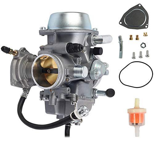 CQYD New Carburetor Carb for Yamaha Grizzly 600 660 YFM600 YFM660 ATV Carburetor