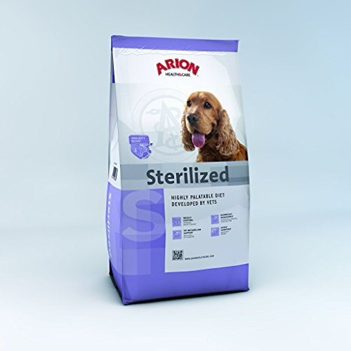 Arion Health und Care Sterilized, 12kg, 1er Pack (1 x 12 kg)