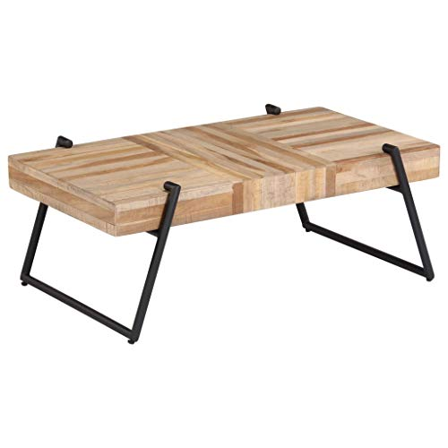 RommelarEU salontafel gerecycled massief hout teak 90 x 50 x 33 cm meubels tafels siertafels salontafels