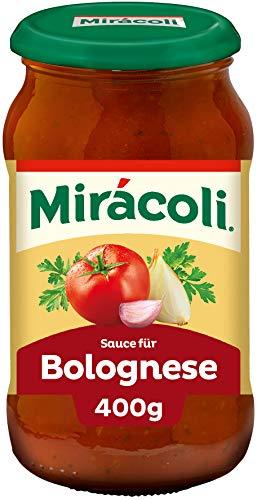 Miracoli Pasta Sauce für Bolognese, 400g