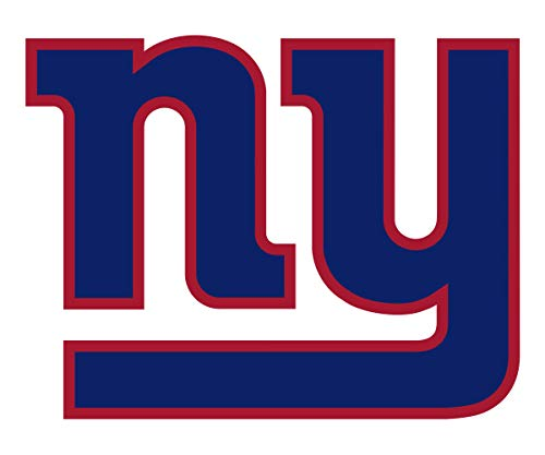 NFL New York Giants Disposable Paper Plates, Pack of 20